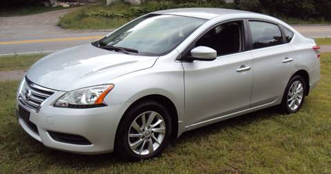 2013 Nissan Sentra for sale in Concord, NH