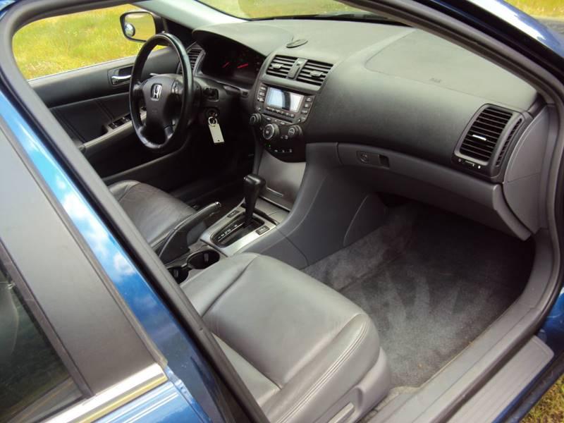 2004 Honda Accord Ex V-6 4dr Sedan In Concord Nh