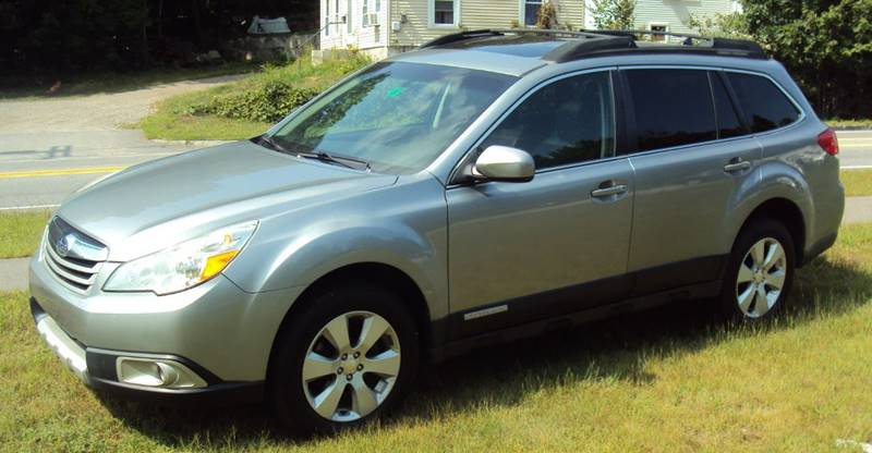 2011 Subaru Outback for sale at Rte 3 Auto Sales of Concord in Concord NH