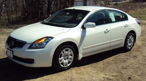 2009 Nissan Altima for sale at Rte 3 Auto Sales of Concord in Concord NH