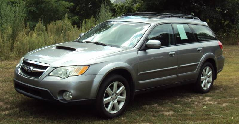 2008 Subaru Outback for sale at Rte 3 Auto Sales of Concord in Concord NH