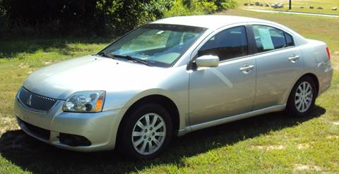 2012 Mitsubishi Galant for sale at Rte 3 Auto Sales of Concord in Concord NH