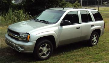 2007 Chevrolet TrailBlazer for sale at Rte 3 Auto Sales of Concord in Concord NH