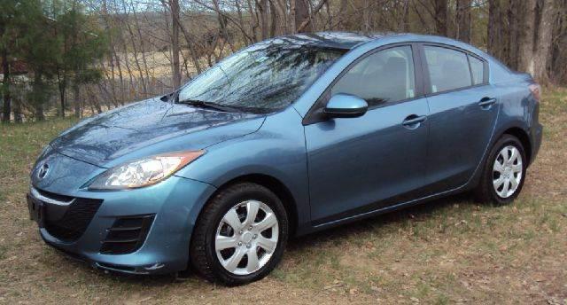2010 Mazda Mazda3 i Touring 4dr Sedan 5A In Concord NH - Rte 3 Auto ...