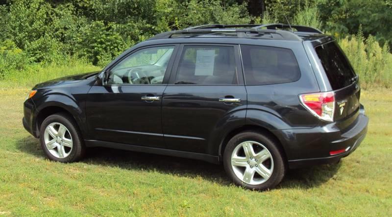 2009 subaru forester awd 2 5 x premium 4dr wagon 5m in concord nh rte 3 auto sales of concord. Black Bedroom Furniture Sets. Home Design Ideas