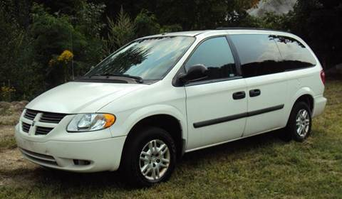 2006 Dodge Grand Caravan for sale at Rte 3 Auto Sales of Concord in Concord NH