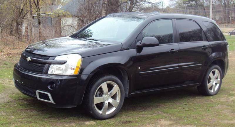 2008 Chevrolet Equinox for sale at Rte 3 Auto Sales of Concord in Concord NH