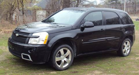 2008 Chevrolet Equinox for sale at Rte 3 Auto Sales of Concord in Concord NH