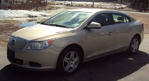 2010 Buick LaCrosse for sale in Concord, NH