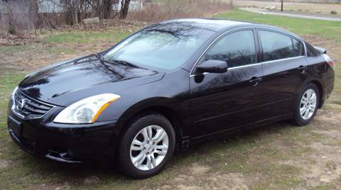 2011 Nissan Altima for sale at Rte 3 Auto Sales of Concord in Concord NH