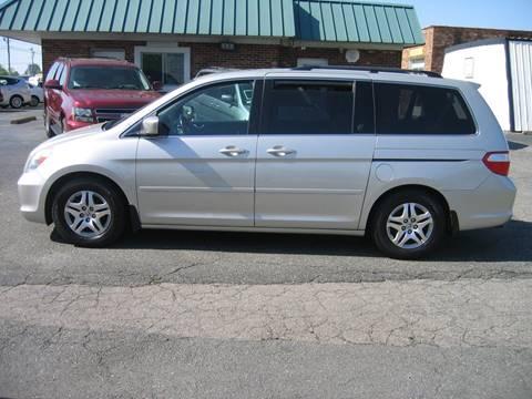 2006 Honda Odyssey $5,950