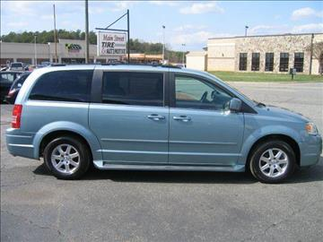 2008 Chrysler Town and Country for sale in King, NC