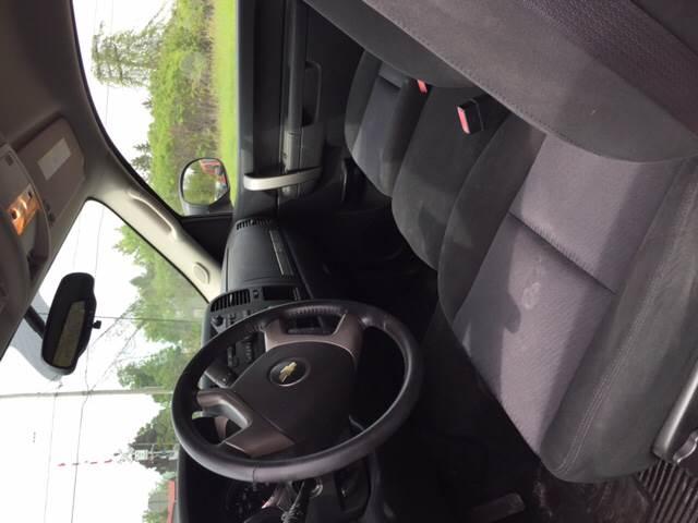 2010 Chevrolet Silverado 1500 4x4 LT 4dr Extended Cab 6.5 ft. SB - Gasport NY