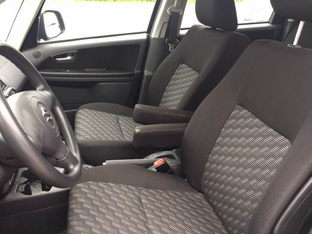 2009 Suzuki SX4 Crossover AWD Crossover 4dr 5M - Gasport NY