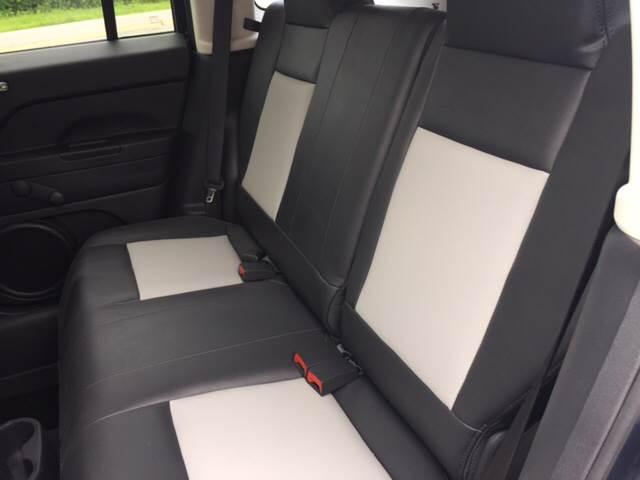 2008 Jeep Patriot Sport 4dr SUV w/CJ1 Side Airbag Package - Gasport NY