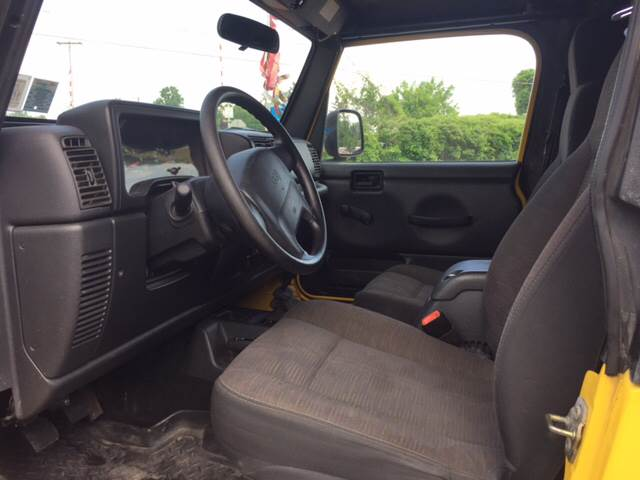 2003 Jeep Wrangler X Freedom Edition 4WD 2dr SUV - Gasport NY