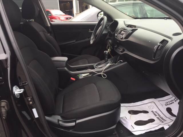 2011 Kia Sportage AWD LX 4dr SUV - Gasport NY