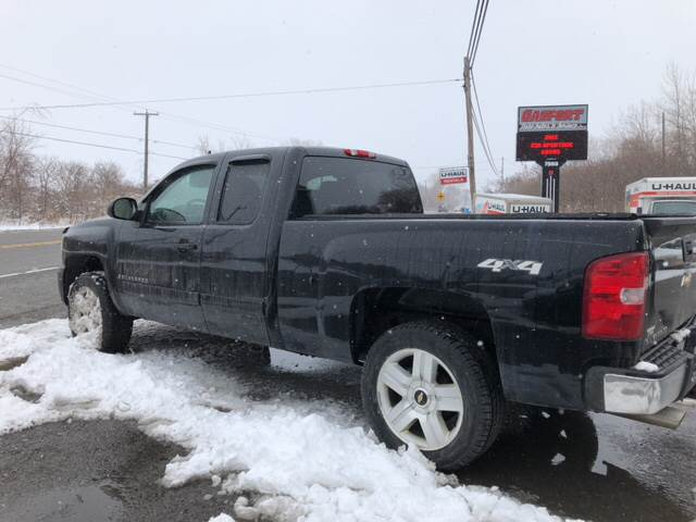 2008 Chevrolet Silverado 1500 for sale at KEV'S GASPORT AUTO SALES AND SERVICE, INC in Gasport NY