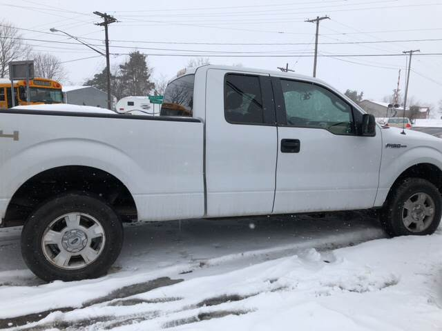 2011 Ford F-150 for sale at GASPORT AUTO SALES AND SERVICE,INC in Gasport NY