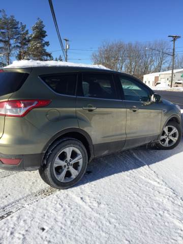 2013 Ford Escape for sale at GASPORT AUTO SALES AND SERVICE,INC in Gasport NY
