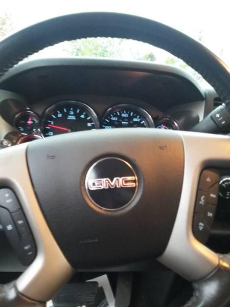 2011 GMC Sierra 1500 4x4 SLE 4dr Extended Cab 6.5 ft. SB - Gasport NY