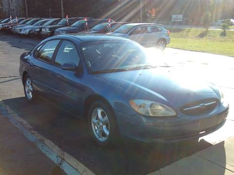2002 Ford Taurus for sale in Imlay City, MI