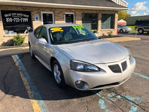 2006 Pontiac Grand Prix for sale in Imlay City, MI