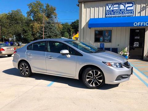 2015 Honda Civic for sale in Siler City, NC