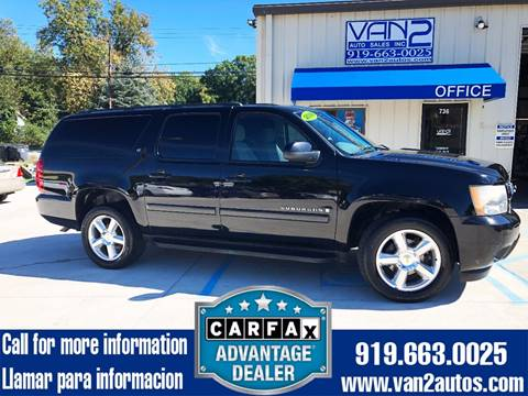 2008 Chevrolet Suburban for sale in Siler City, NC