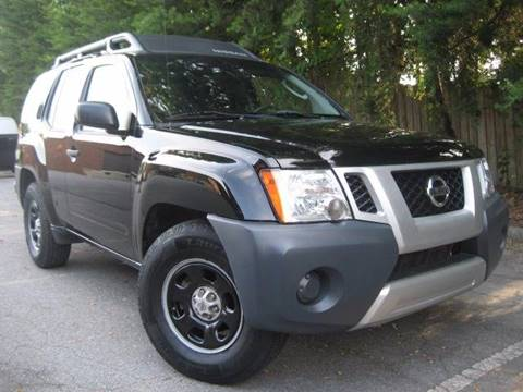 2010 Nissan Xterra for sale at Selective Imports Auto Sales in Woodstock GA