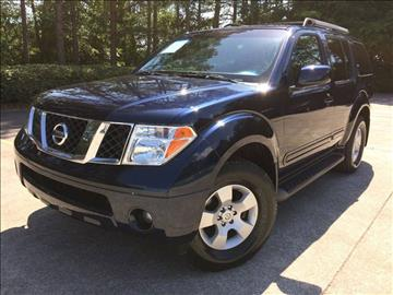 2007 Nissan Pathfinder for sale in Woodstock, GA