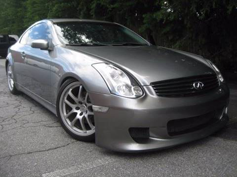 2007 Infiniti G35 for sale at Selective Imports Auto Sales in Woodstock GA