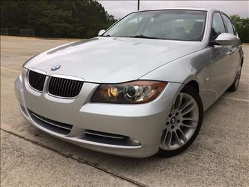 2008 BMW 3 Series for sale at Selective Imports Auto Sales - Second Lot in Woodstock GA