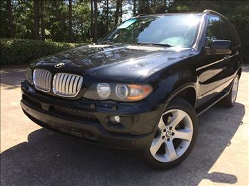 2006 BMW X5 for sale at Selective Imports Auto Sales - Second Lot in Woodstock GA