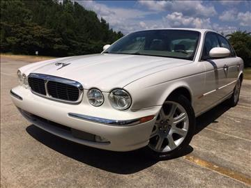 2004 Jaguar XJ-Series for sale at Selective Imports - Second Lot in Woodstock GA