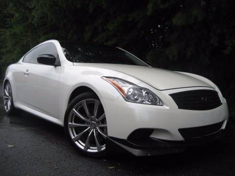 2008 Infiniti G37 for sale at Selective Imports in Woodstock GA