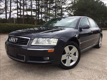 2004 Audi A8 L for sale at Selective Imports - Second Lot in Woodstock GA