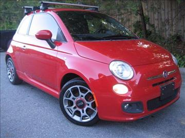 2012 FIAT 500 for sale at Selective Imports in Woodstock GA