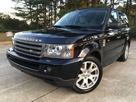2008 Land Rover Range Rover Sport for sale in Woodstock, GA