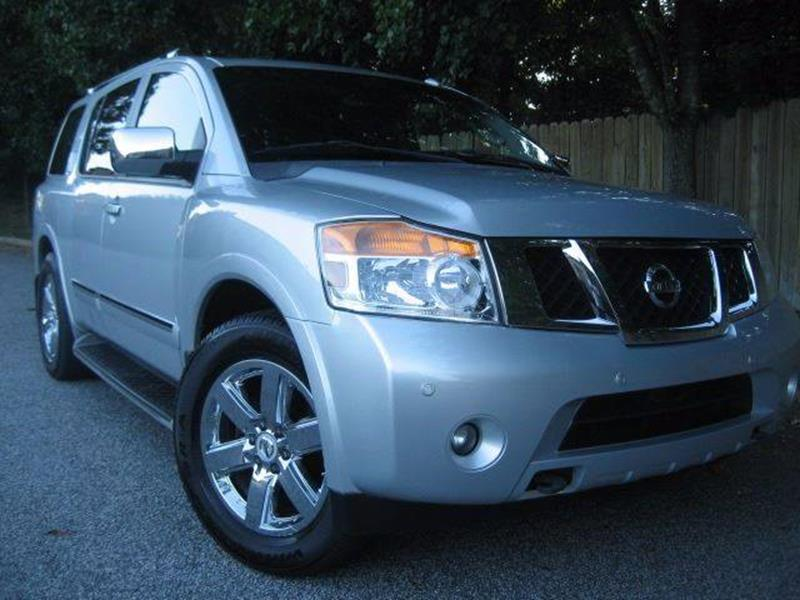 2011 Nissan Armada For Sale At Selective Imports In Woodstock GA