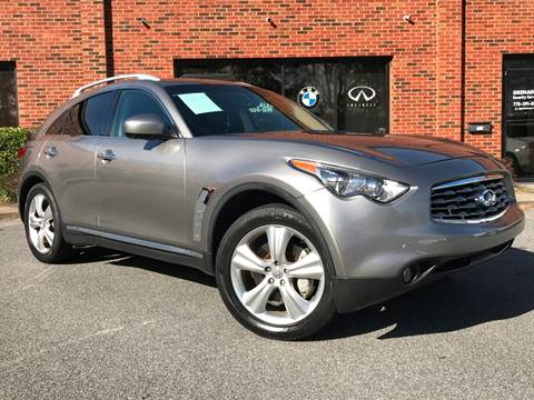 2011 Infiniti FX50 for sale in Woodstock, GA