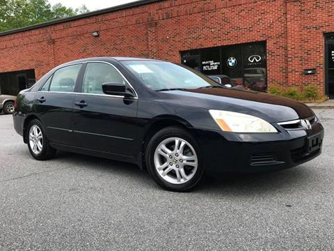 2006 Honda Accord For Sale >> Honda Accord For Sale In Woodstock Ga Selective Imports Auto Sales