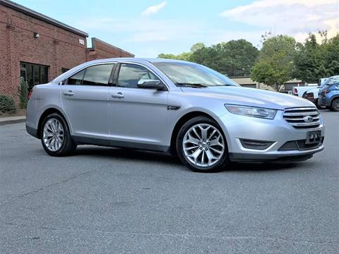 2013 Ford Taurus for sale in Woodstock, GA