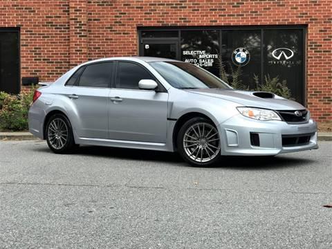 2013 Subaru Impreza for sale in Woodstock, GA