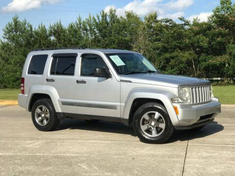 2008 Jeep Liberty for sale at Selective Cars & Trucks in Woodstock GA
