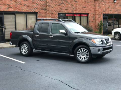 2012 Nissan Frontier for sale at Selective Cars & Trucks - Selective Imports 2 in Woodstock GA