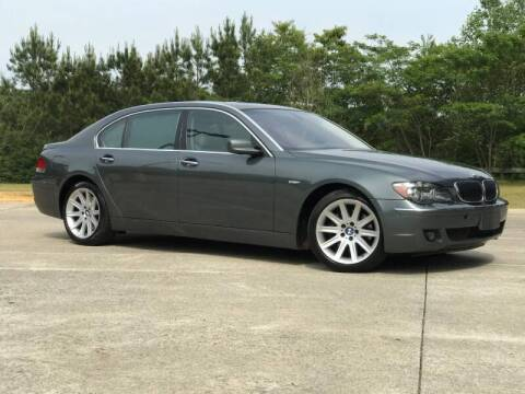 2006 BMW 7 Series for sale at Selective Cars & Trucks in Woodstock GA