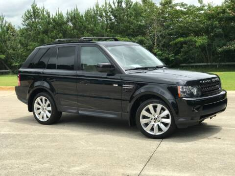 2013 Land Rover Range Rover Sport for sale at Selective Cars & Trucks in Woodstock GA