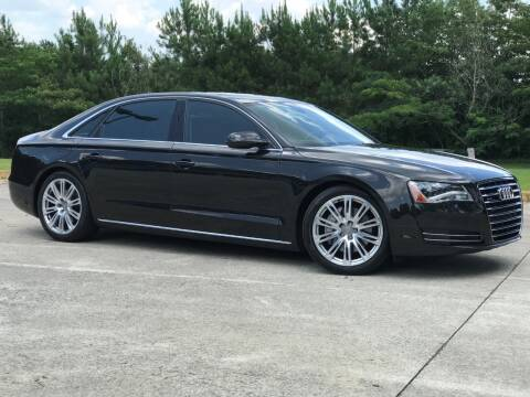 2013 Audi A8 L for sale at Selective Cars & Trucks in Woodstock GA