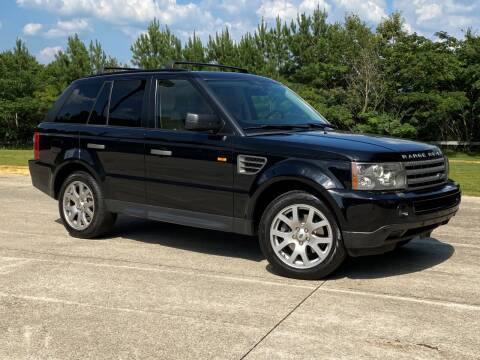 2008 Land Rover Range Rover Sport for sale at Selective Cars & Trucks in Woodstock GA